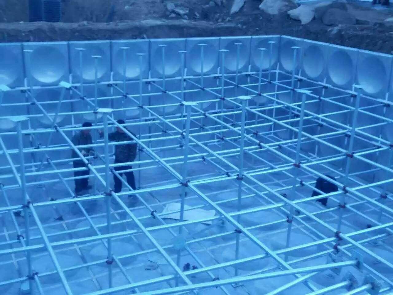 陕西玻璃钢水箱-地埋试水箱