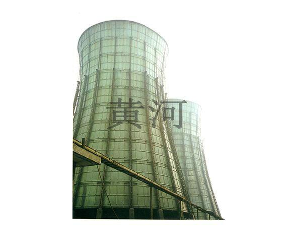 工业曲线冷却塔