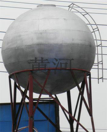 玻璃钢球形水箱