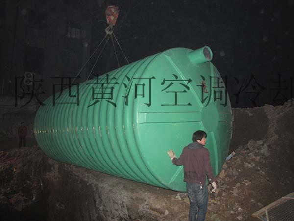 陕西玻璃钢化粪池施工