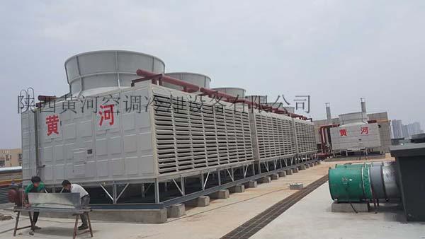 渭南冷却塔工程