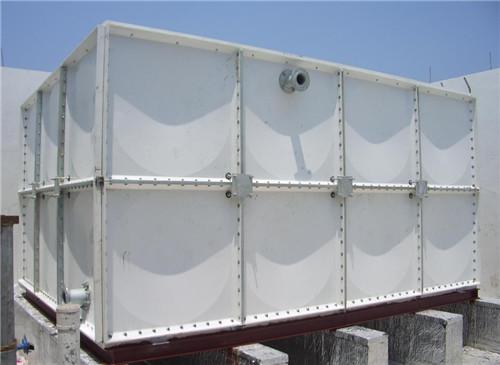 陕西黄河空调冷却设备有限公司讲解玻璃钢水箱的选用指南