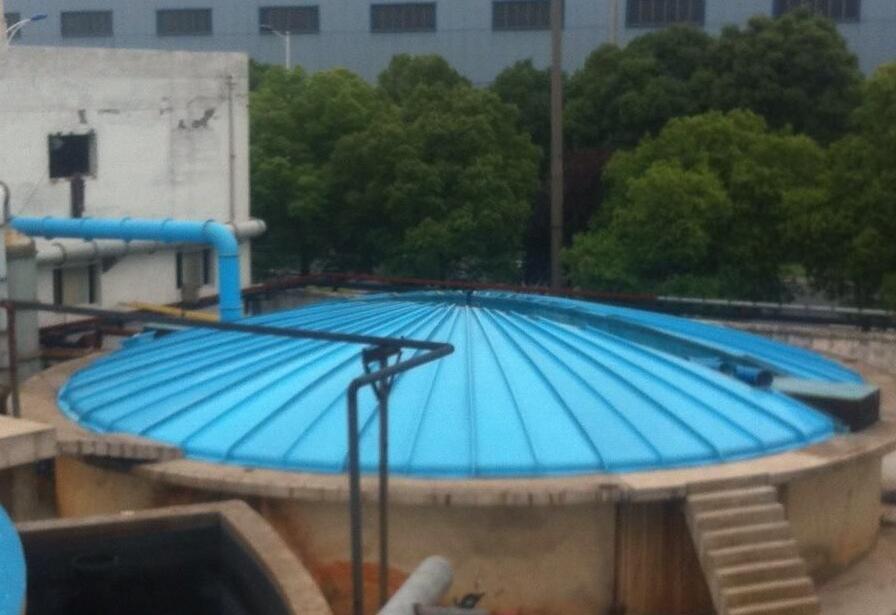 黃河冷卻塔向你講解陜西污水池蓋主要應用在哪些地方?