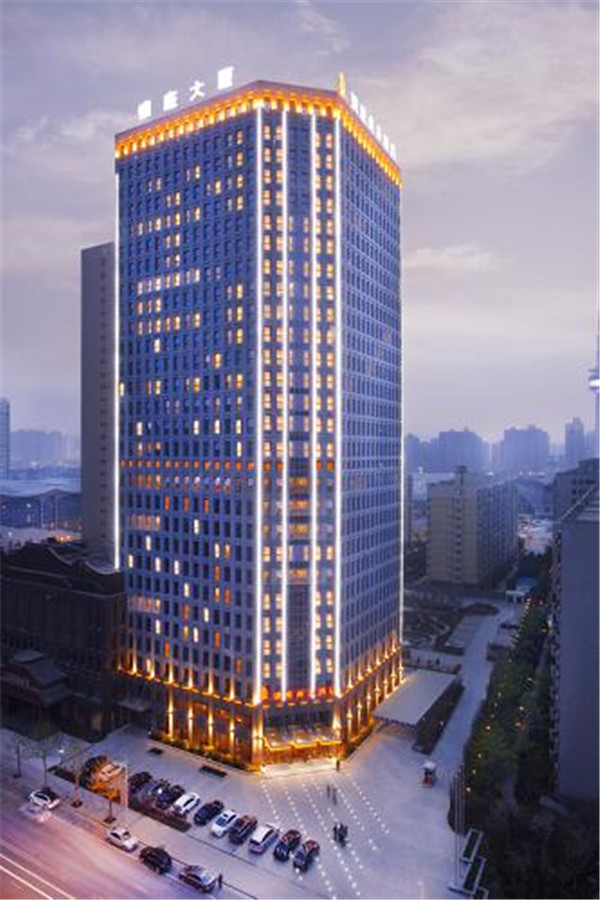 西安银座商务酒店