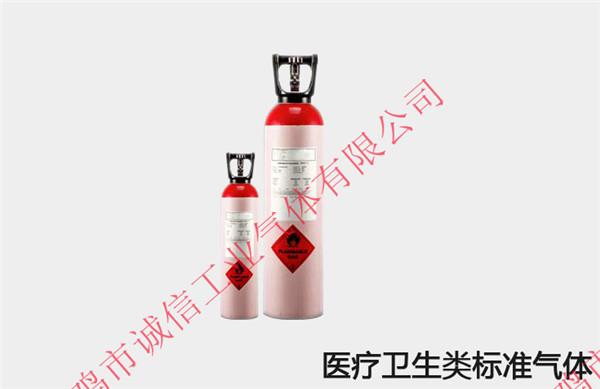 标准气体的制备方法和适用范围