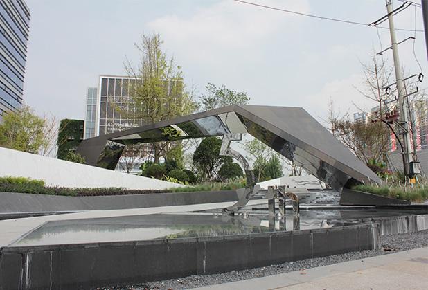四川都会主题雕塑