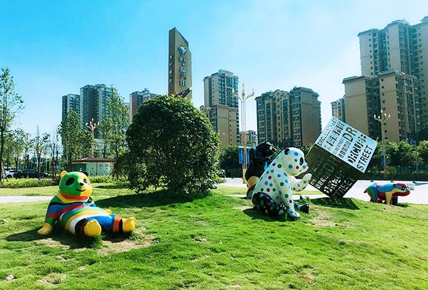 涨常识:摆放四川景观雕塑的请求