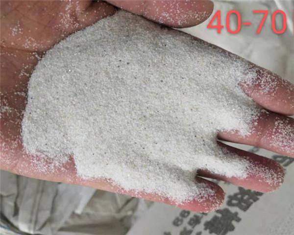 阳光矿业小编给大家介绍黄色的石英砂粉和白色的石英砂粉有何不同