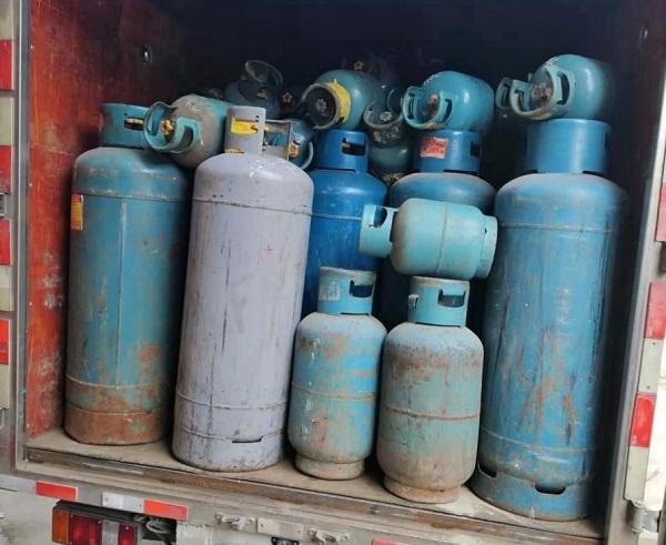 液化气装车