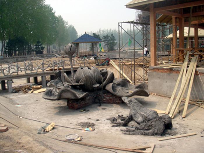 宁夏园林景观雕塑