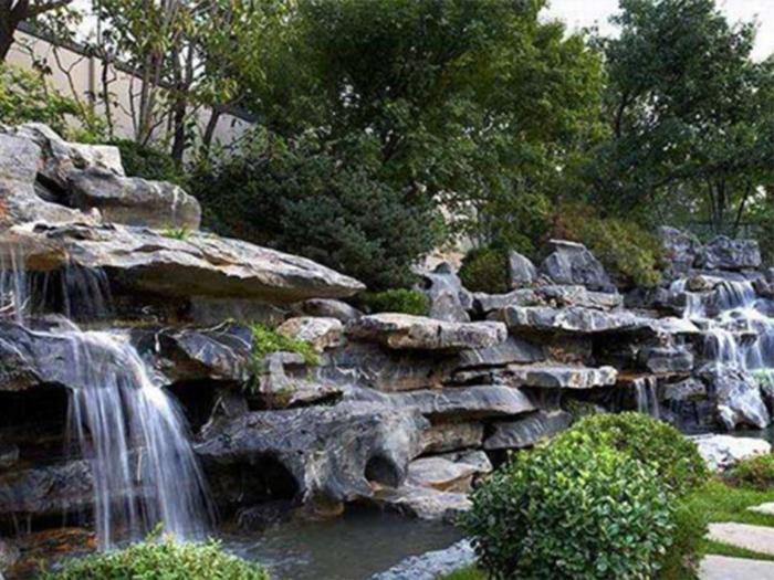 假山喷泉价格