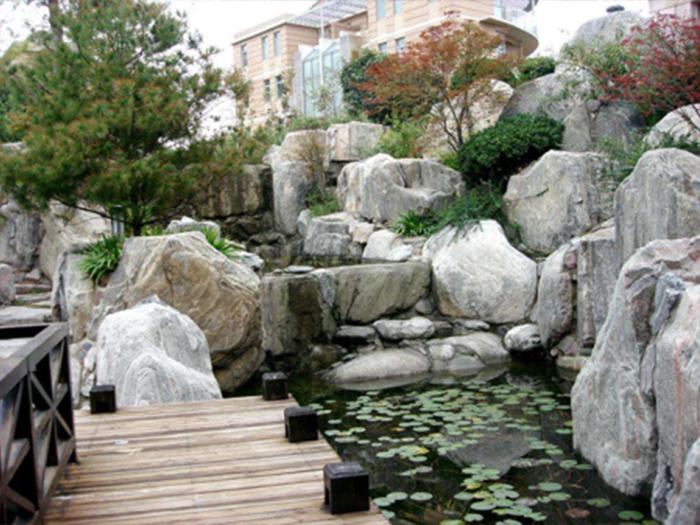 假山喷泉哪家好
