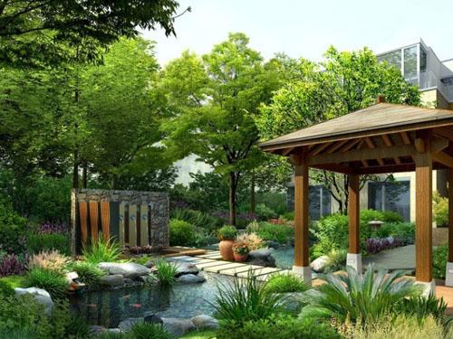 乾通精工景观邀您了解怎么才能保证园林景观工程施工质量呢