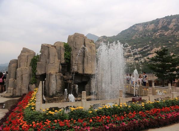 山水设计假山喷泉中体现出的山水意境,宁夏乾通精工景观邀您了解
