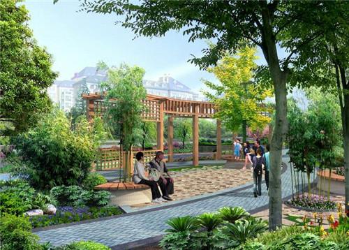 宁夏乾通精工景观邀您了解宁夏园林景观设计技法大全!你还不来了解一下吗
