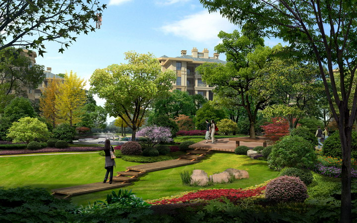 宁夏乾通精工景观邀您了解宁夏园林景观设计技法大全,快来了解一下吧