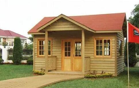 防腐木木屋修建前要注意哪些内容?