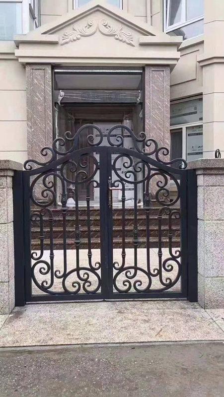 陕西铁艺围栏生产