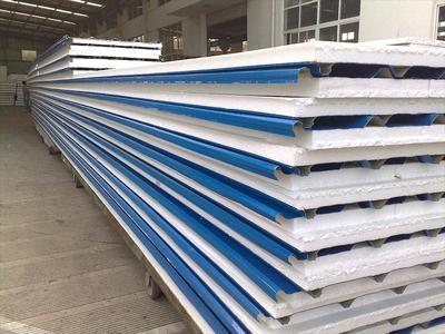干货分享,陕西EPS复合板厂带大家详细了解彩钢夹芯板的保温芯材