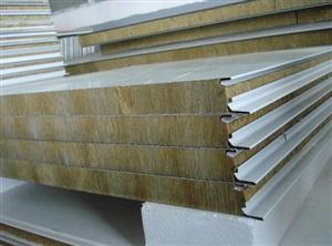 快跟陕西岩棉夹心板厂来了解岩棉彩钢夹芯板的性能特征及施工要点吧