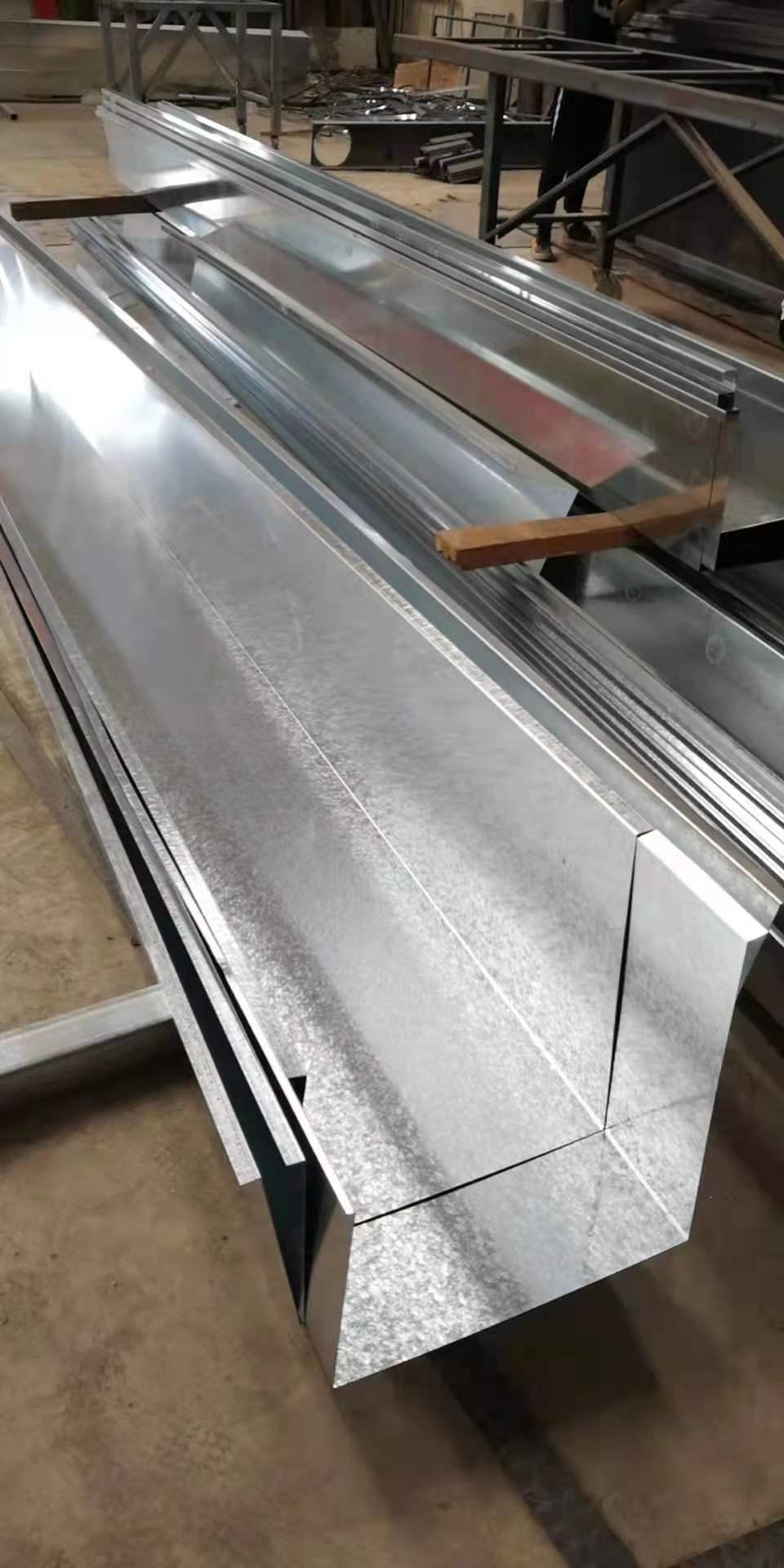 陕西彩钢配件厂家