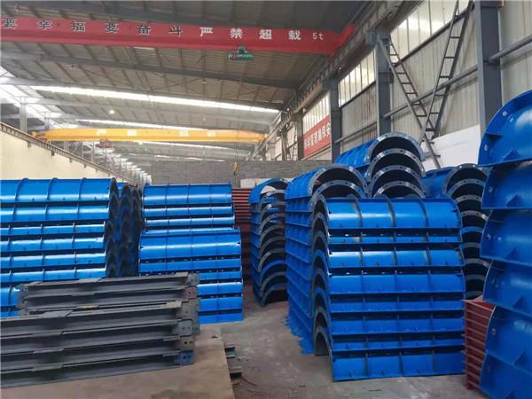 圆柱模板生产