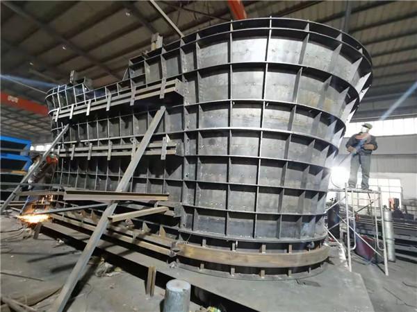陕西桥梁钢模板厂家与您分享桥梁盖梁模板易脱模的技巧
