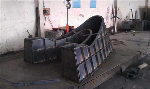 陕西公路钢模板收费岛模板