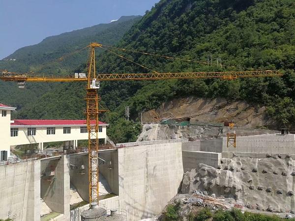 重庆巫溪水电站TC7035B-16