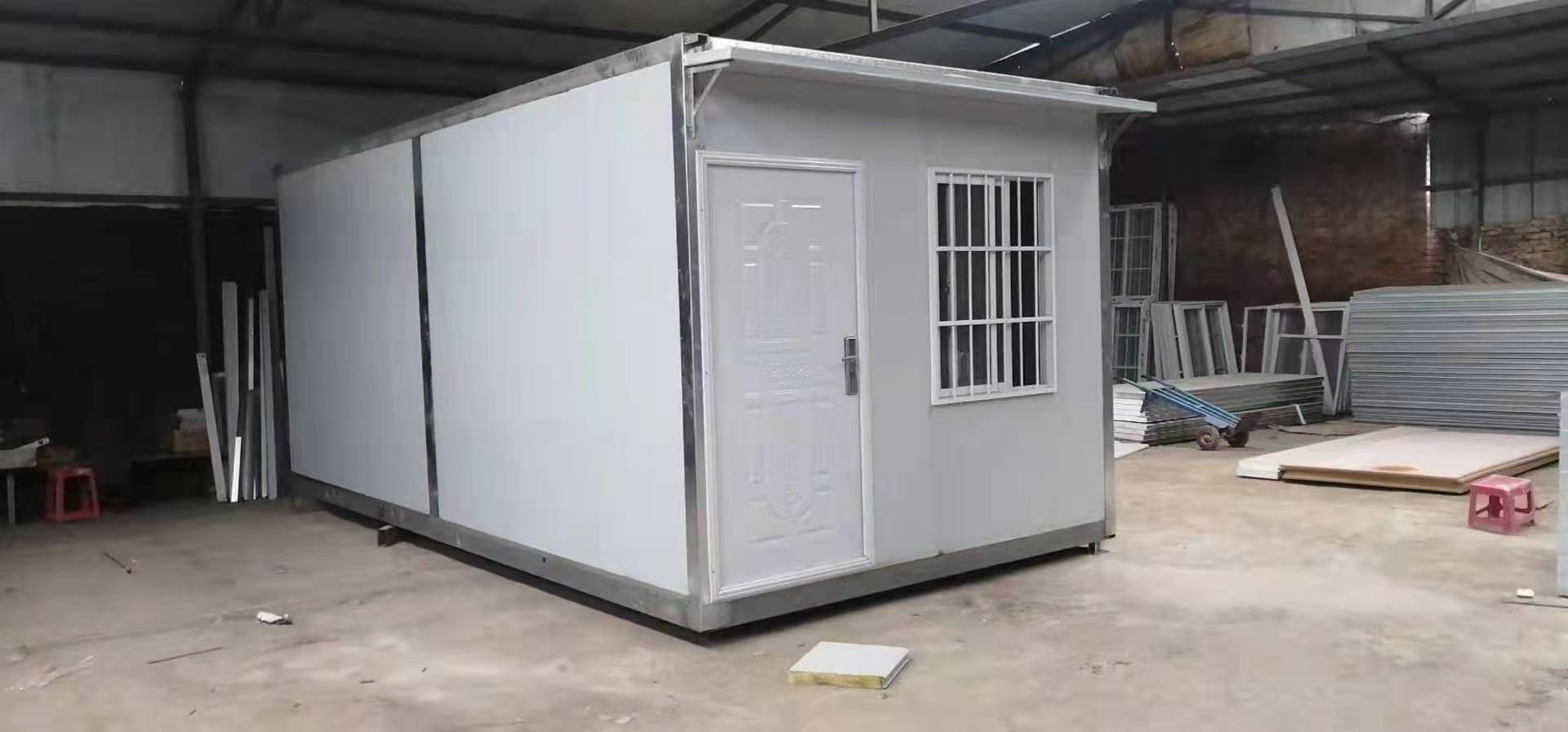 西安集装箱厂家