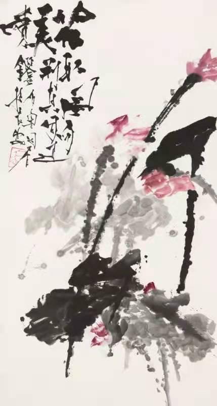 太牛逼啊!陕西聋人画家画得太像了!