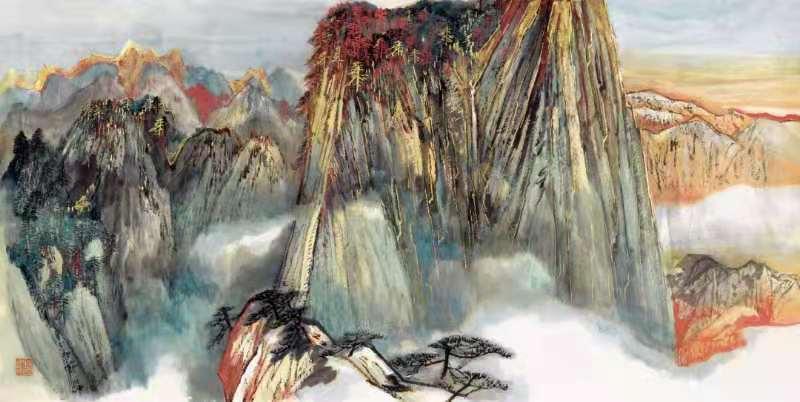 你了解中国传统书画收藏鉴赏的价值吗?陕西名人字画鉴定公司来聊聊