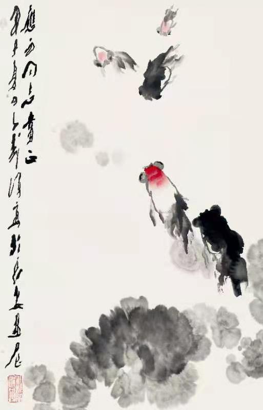 王子武字画