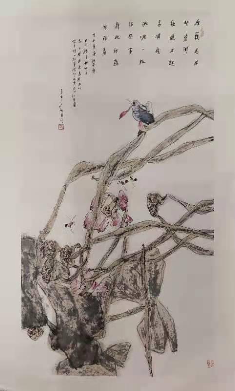 陕西江文湛字画