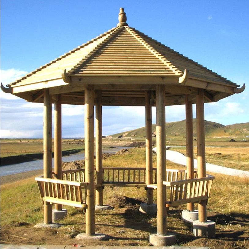 防腐木木屋设计要求是什么?