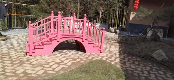 陕西防腐木木桥厂家