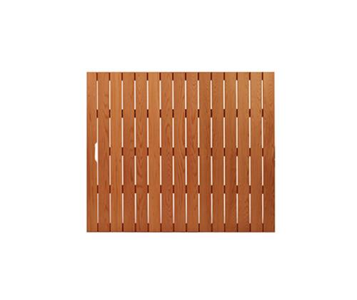 防腐木用来做阳台合适吗?