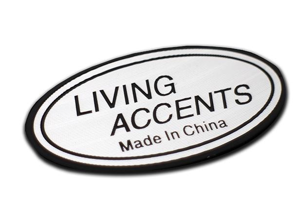 广东抗氧化铝合金标牌
