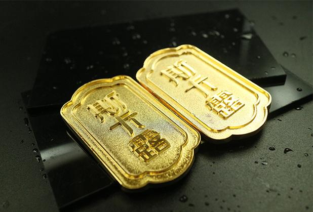 广东锌合金标牌