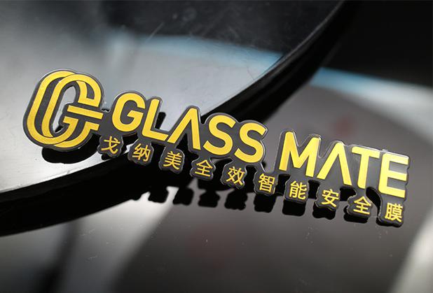 关于企业logo标牌设计要点,广东抗氧化标识牌厂家带你了解