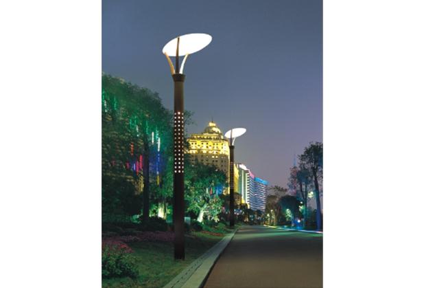 成都中式庭院灯