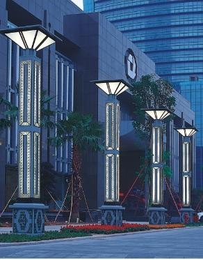 关于成都景观灯的不同场合运用及要求,你得了解