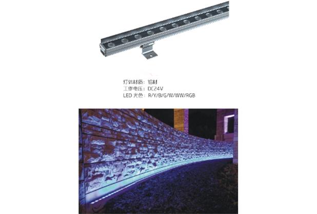 四川洗墙灯安装