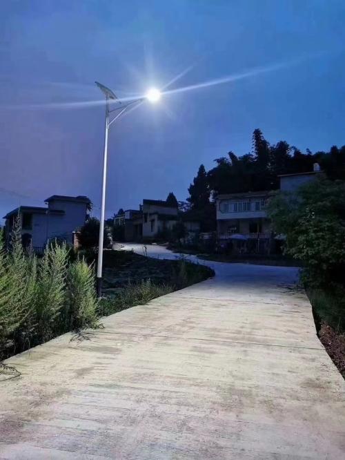 三百里科技与您盘点太阳能路灯常见故障与解决措施!