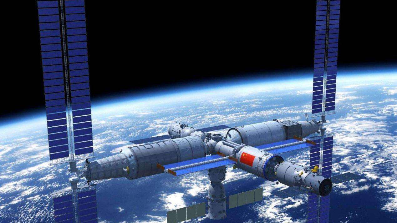 中国空间站建设历程