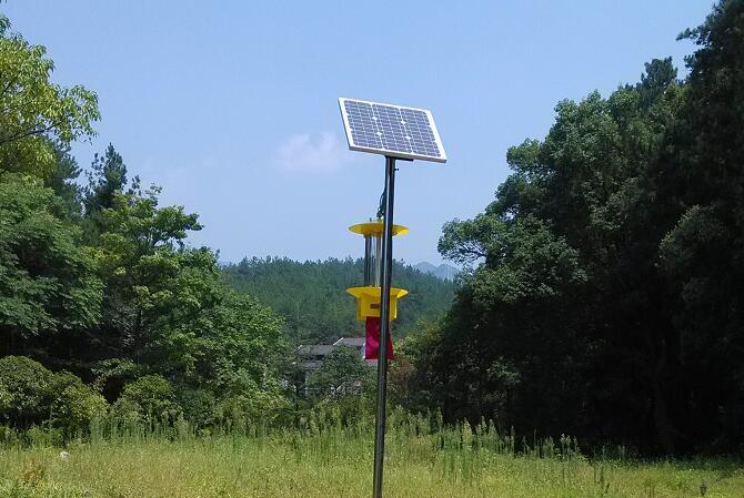 成都太阳能杀虫灯