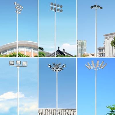 高杆灯安装技术规范