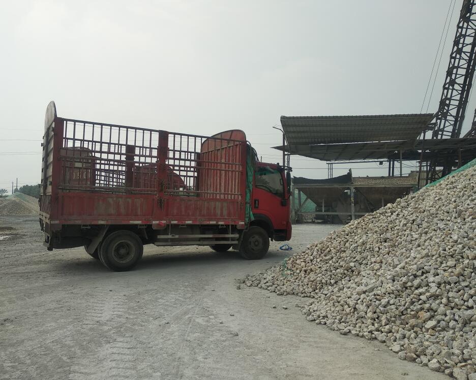 鑫泰建材厂区