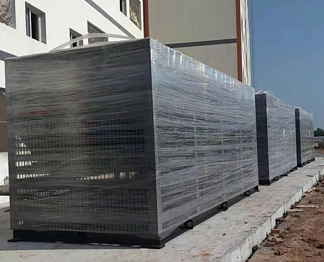 樓房養殖中央空調采暖降溫工程