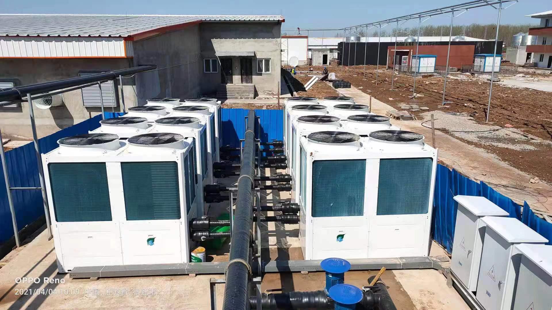 泗阳育肥场保育单元采暖工程